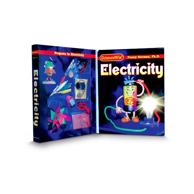 Sciencewiz electrowiz projects with electricity kit