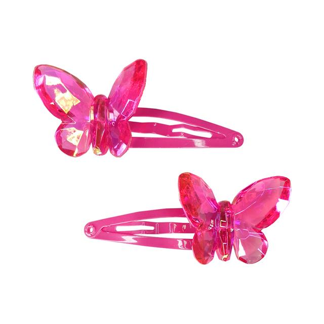 Great Pretenders Fancy Flutter Butterfly Hairclips