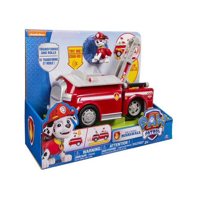 Paw Patrol Deluxe Transforming Vehicle