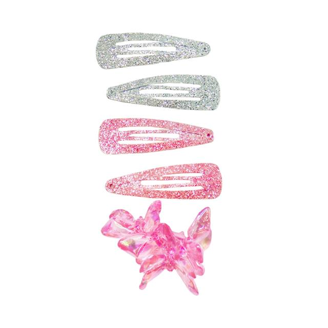 Great Pretenders Fairy Fun Butterfly 6pc Hair Set
