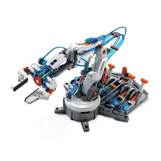 Hydraulic Robotic Arm Building Kit