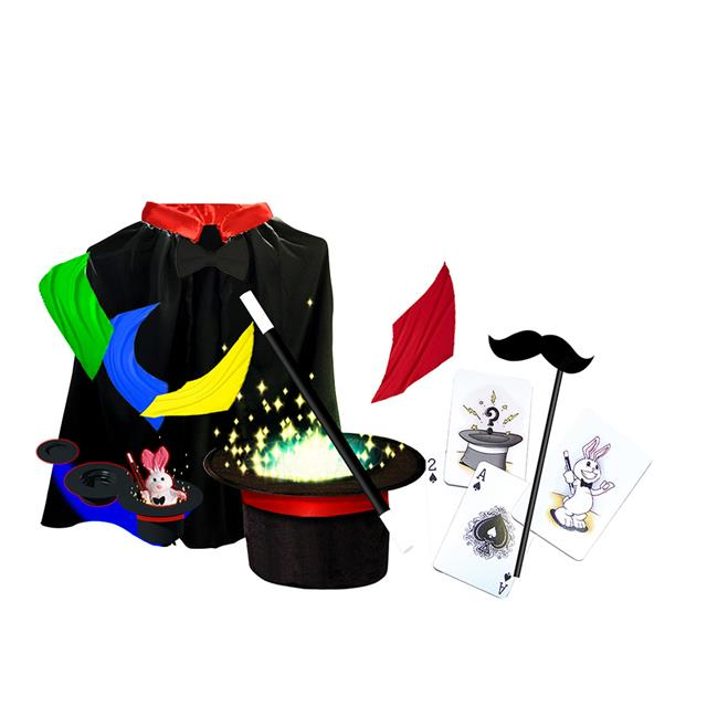Fantasma Prest-O Change-O Magician Costume Set
