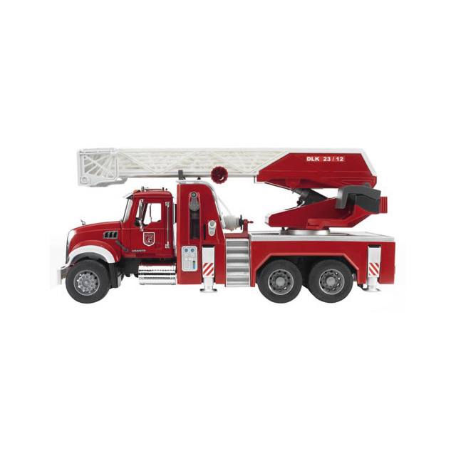 Bruder MACK Granite Fire Engine with Ladder
