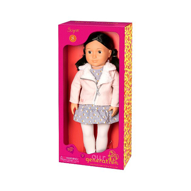 Our Generation Suyin 18'' Doll