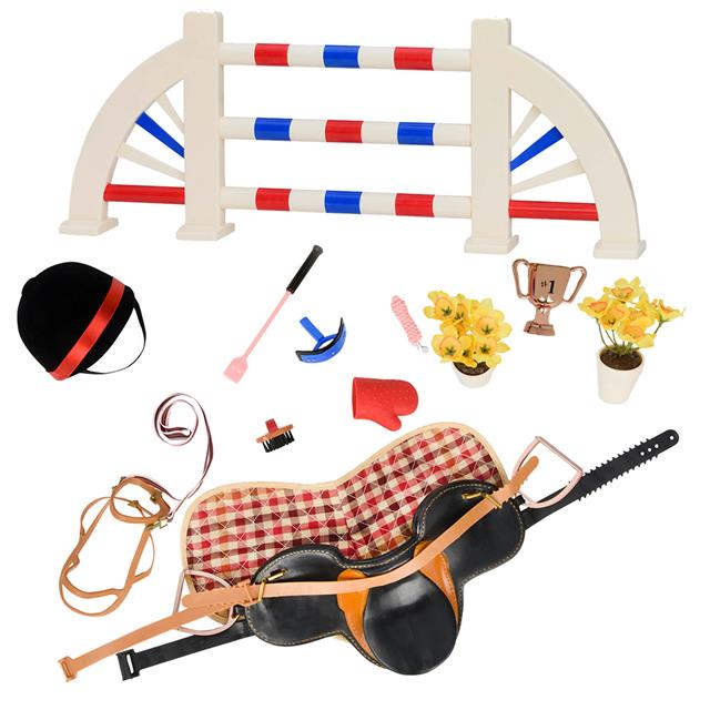 Our Generation® Equestrian Accessory Set