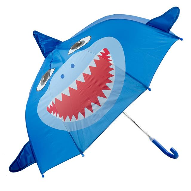 Kid-tastic Shark Umbrella