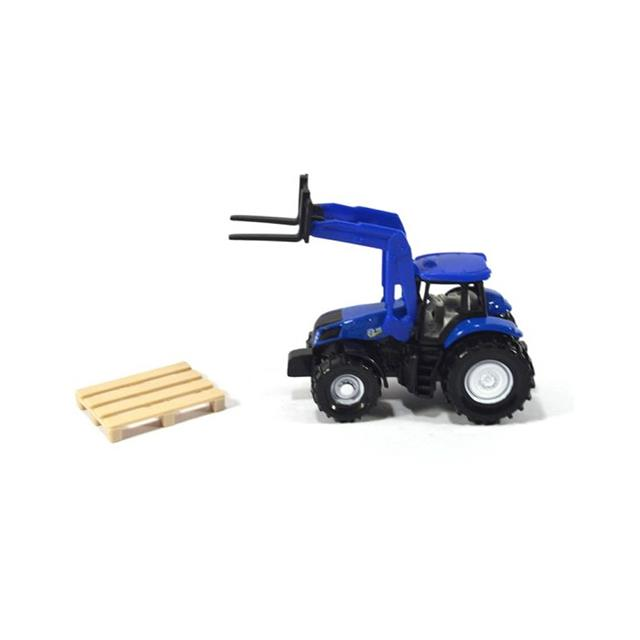 Siku Tractor with Forklift