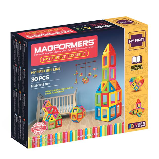 Magformers My First 30 Piece Set