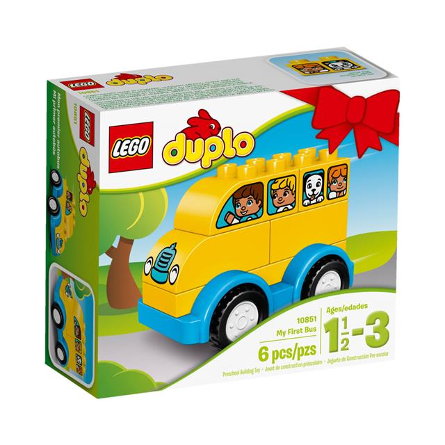 LEGO® DUPLO® My First Bus
