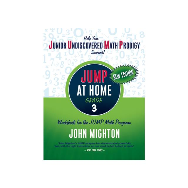 JUMP at Home Math Work Sheets - Grade 3 Workbook