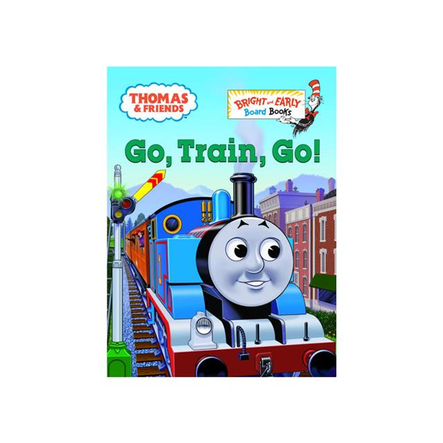 Thomas Friends Go Train Go Board Book