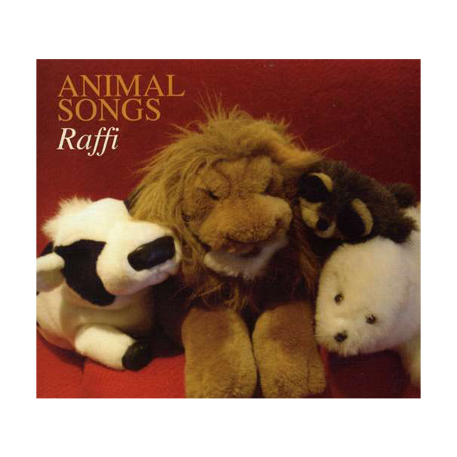 Raffi Animal Songs CD