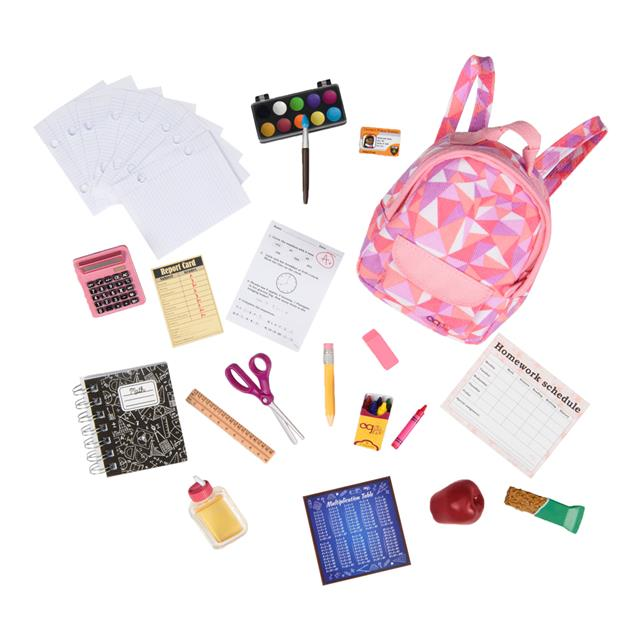 Our Generation School Accessory Set