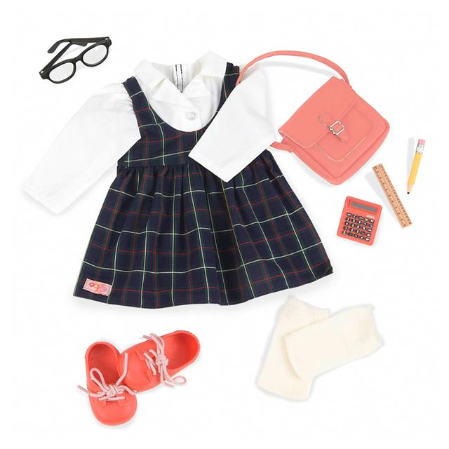 Our Generation Perfect Score Deluxe Outfit