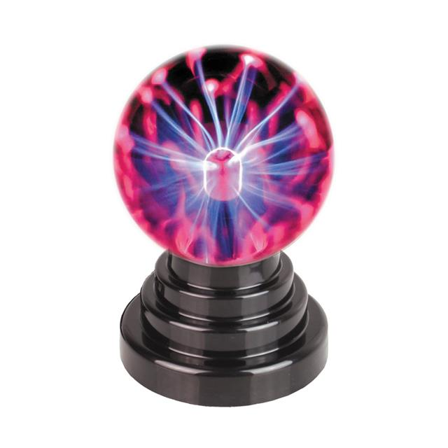 Plasma Ball Toy : Mini plasma ball
