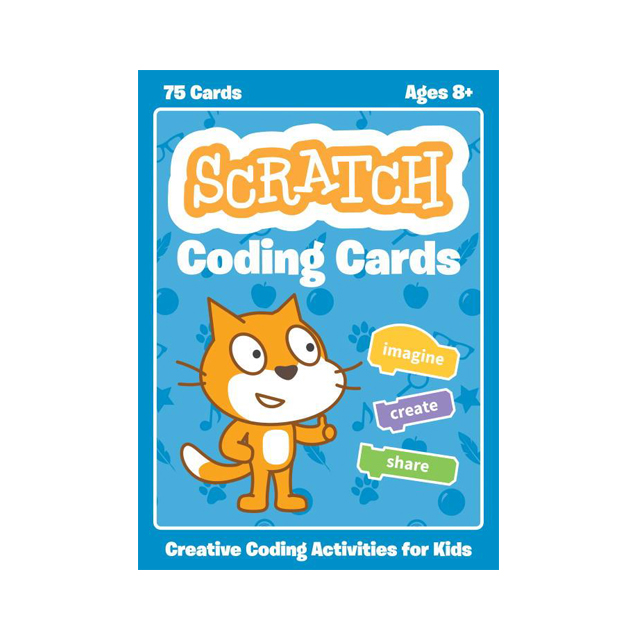the scratch coding cards creative coding activities for kids