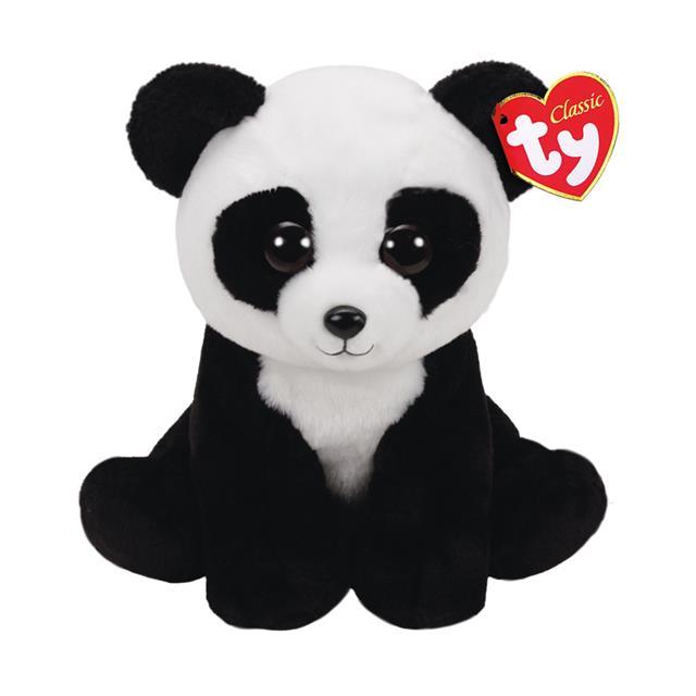 Ty Beanie Babies Medium Baboo the Panda e16d2b947691