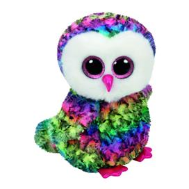 3c4f27cdc3c Ty Beanie Boos Medium Owen the Owl