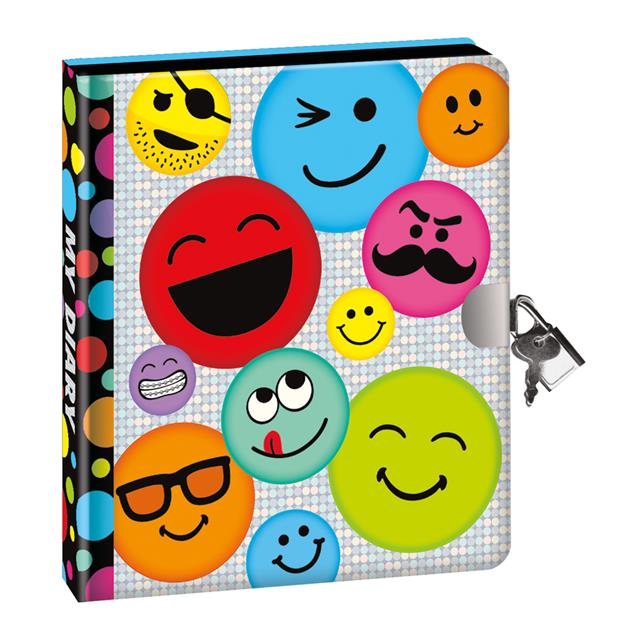 Peaceable Kingdom Emoji Diary