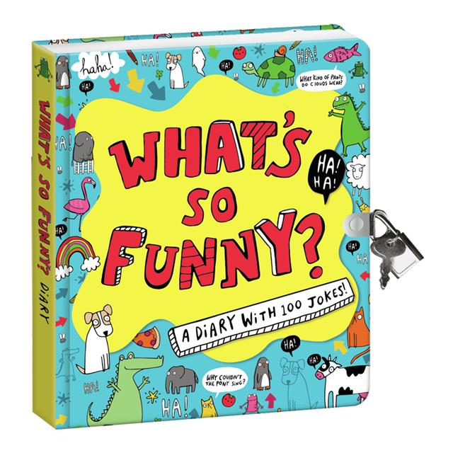 Peaceable Kingdom What's So Funny? Diary