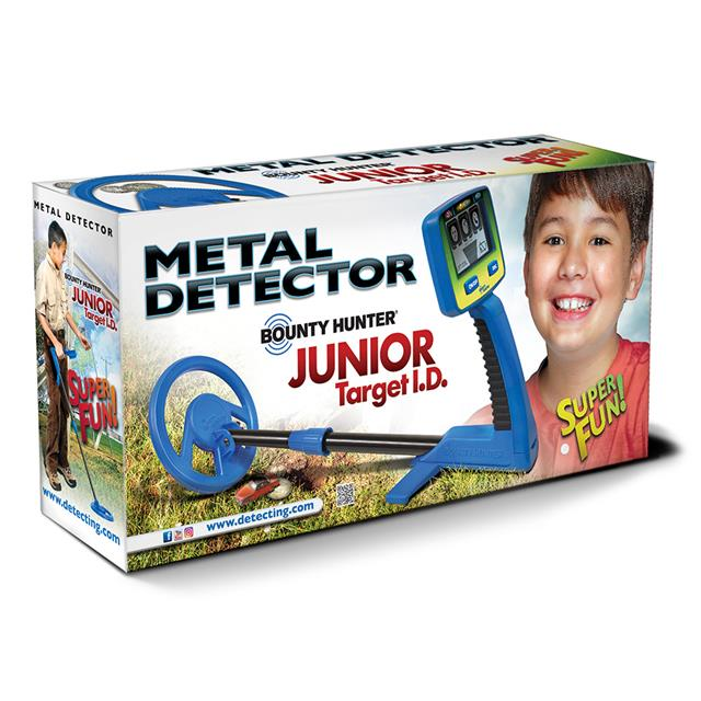 Bounty Hunter Junior Target I.D. Metal Detector