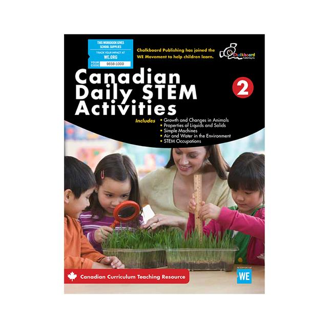 Canadian Daily Stem Activities Gr 2 WE TYI