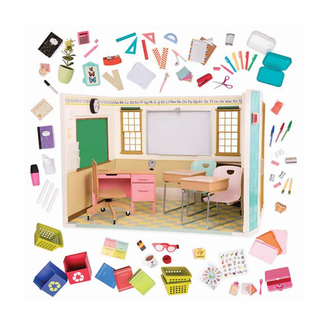 Our Generation School Room Set