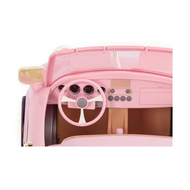 Our Generation Retro Cruiser - Light Pink