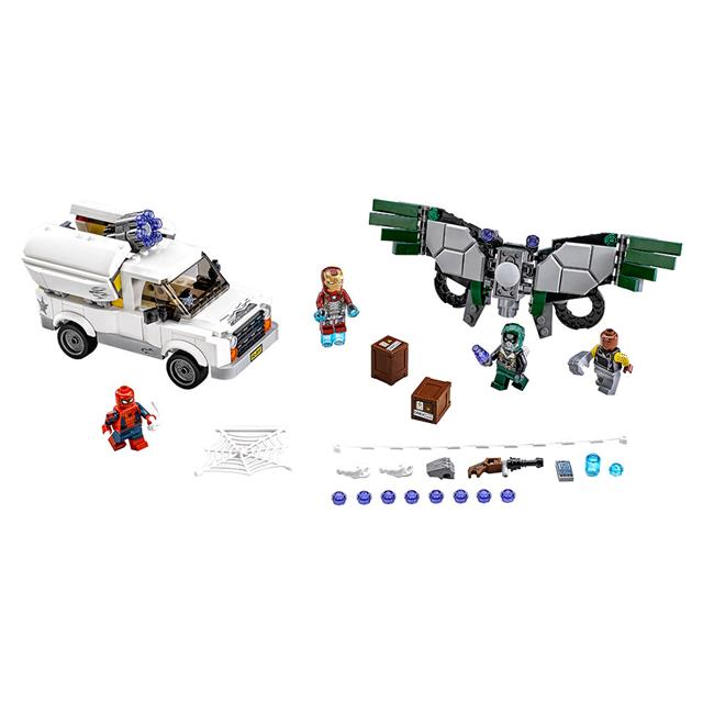 LEGO® Marvel Super Heroes Beware the Vulture
