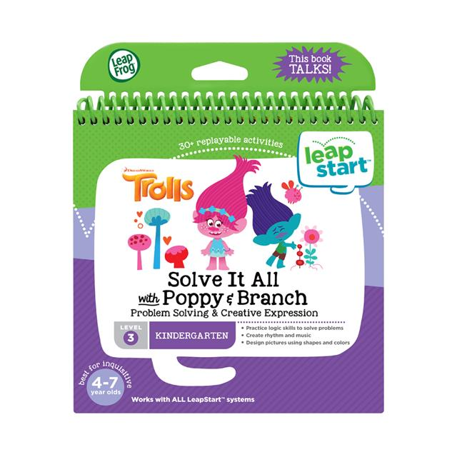 LeapFrog LeapStart Trolls Logic and Problem Solving