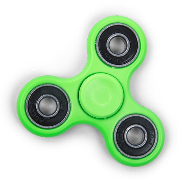 Fidget Spinner with Four Bearings