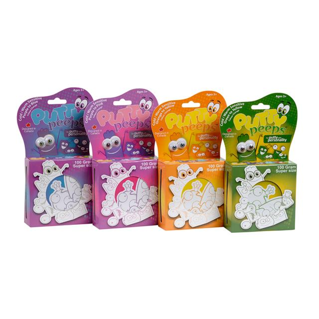 Putty Peeps Colour Change 100g