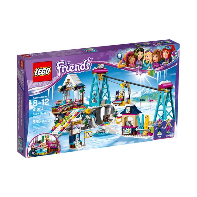 LEGO® Friends Snow Resort Ski Lift