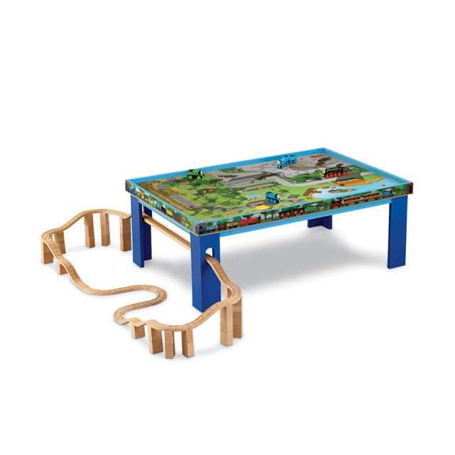 Thomas & Friends - Train Table with Playboard