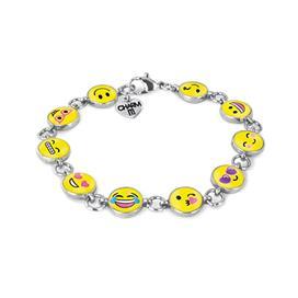 Charm It Emoji Bracelet