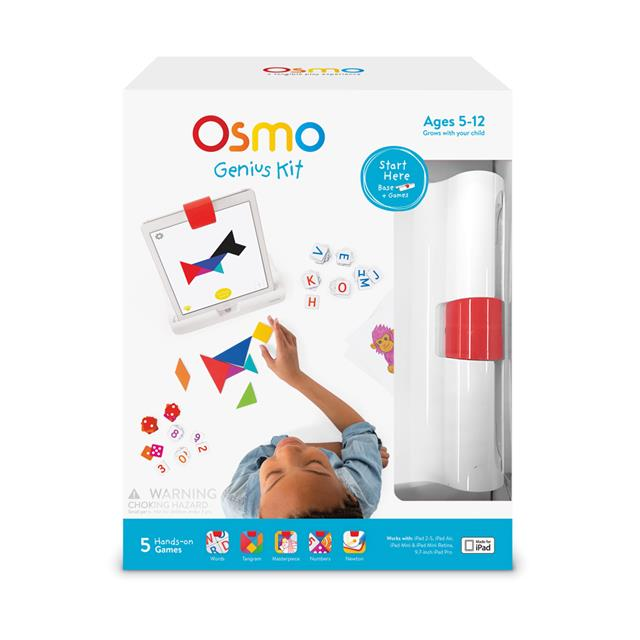 Osmo Genius Kit with Storage Containers