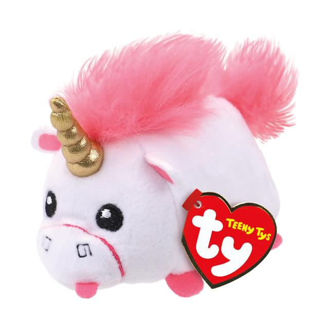 Ty Teeny Tys Minions - Fluffy Unicorn