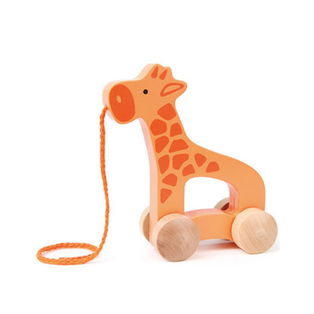Hape Giraffe Push and Pull