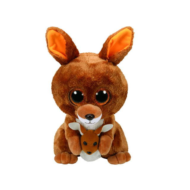 Ty Beanie Boos Medium Kipper the Kangaroo 39c5aa0c861a