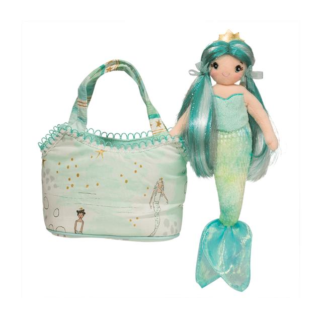 Douglas Princess Mermaid Sak with Mermaid
