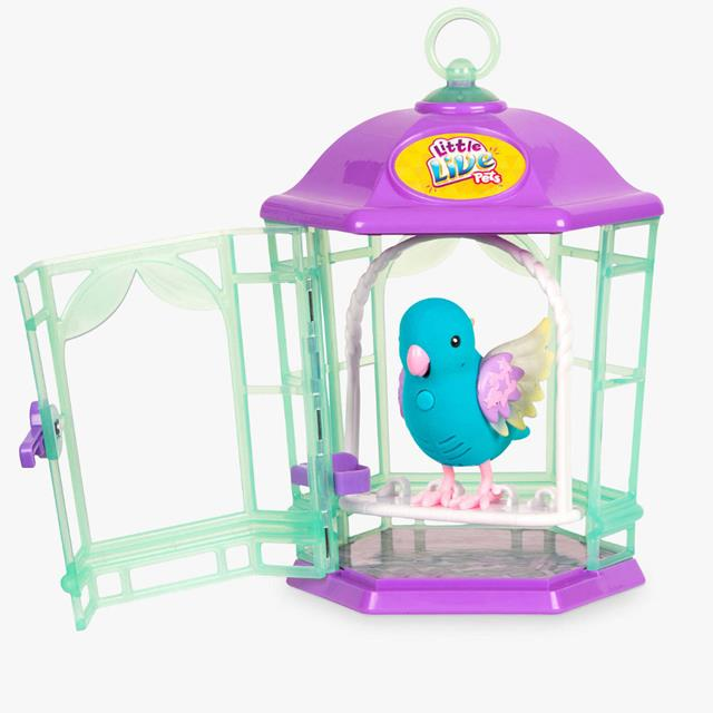 Little Live Pets S8 Bird with Cage