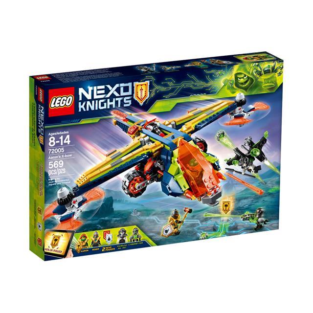 LEGO Nexo Knights Aaron\'s X-bow