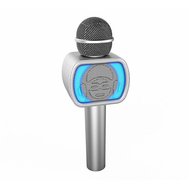Idance party mic silver