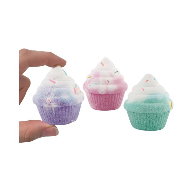 Fashion Angels Cupcake Scented Bath Bomb Set