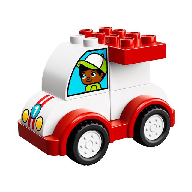 LEGO® Duplo My First Race Car