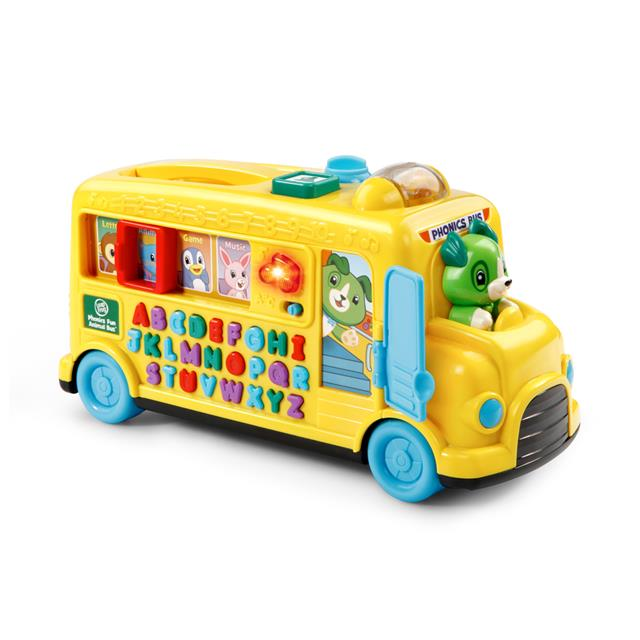 LeapFrog Phonics Fun Animal Bus
