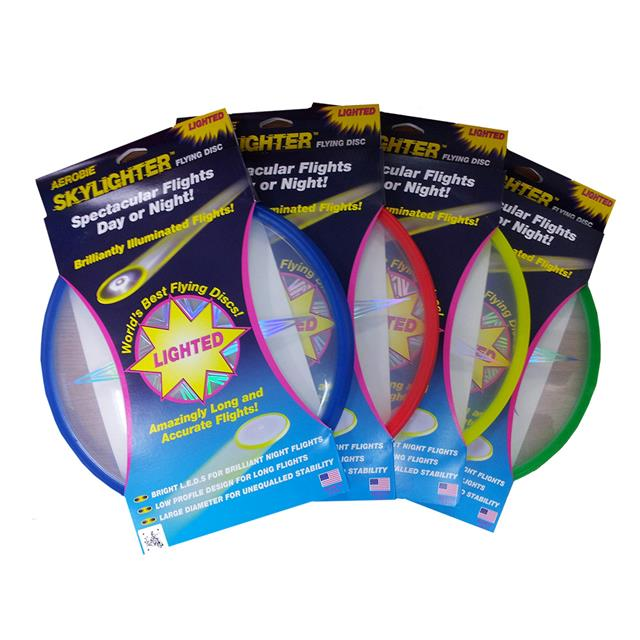 Aerobie SkyLighter Light Up Flying Disk