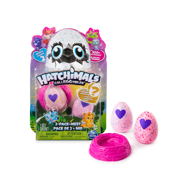 Hatchimals Colleggtibles 2 Pack Season 2