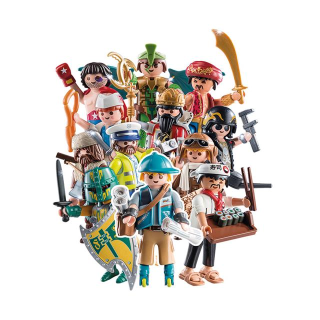 Playmobil Boy Figures Series 13