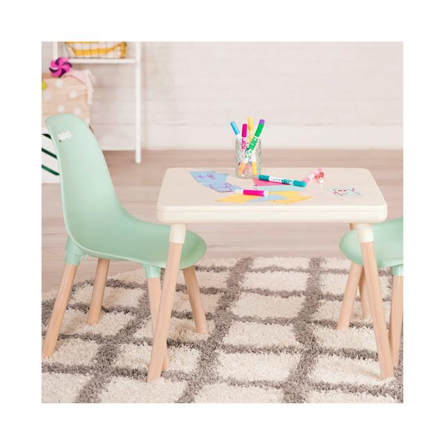 B Kid Century Modern Table Chairs Set